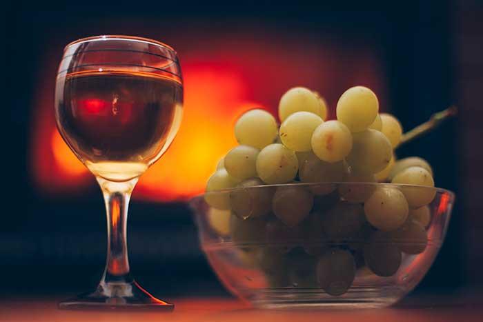LENT: WINE