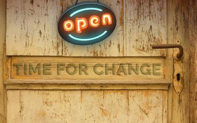 'CHANGE'…