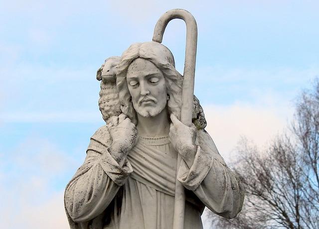 'I am the Good Shepherd…'